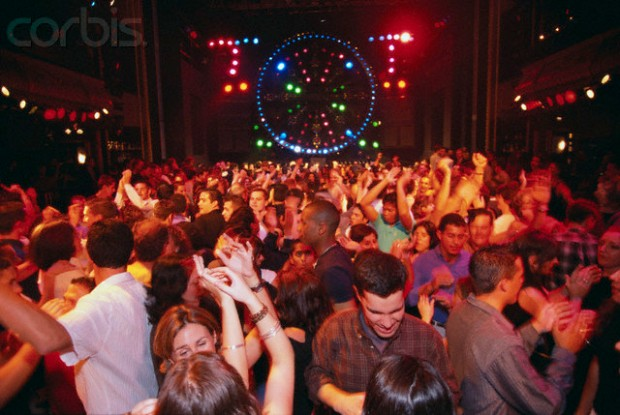 Joy Eslava Disco Club